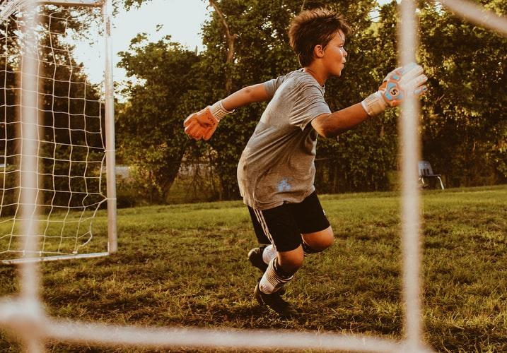 #58 サッカーとジュニア Vol.3【体力をあげる!】